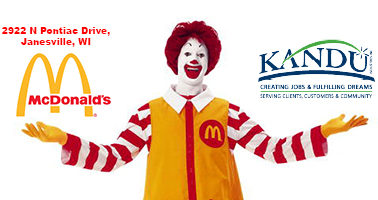 McDs Fundraiser site