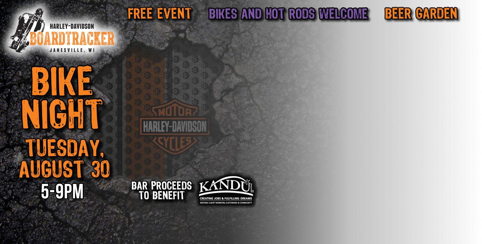 Bike Night Banner